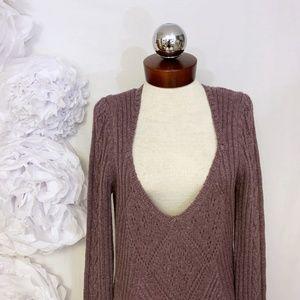 Victoria's Secret Dresses - Victoria Secret Moda International Sweater Dress